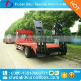 Dongfeng engineering transport delivery machine truck for sales