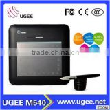 Ugee M540 Graphic Pen Drawing Tablet 5*4 Inch 1024 Pressure Sensitive 2800 LPI 133RPS USB Connect