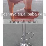 LB-JH5016 bar stool chair bar chair dimensions of bar stool high chair