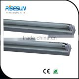 Aluminum steel T5 8W Fluorescent Tube Fitting fixture lamp light Double tube Fluorescent lamp