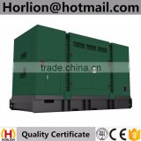 50Hz 110kva AC 3 phase silent diesel generator powered by VOLVO TAD531GE engine                                                                                                         Supplier's Choice