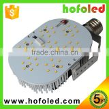 100-277V aluminum LED extrusion heatsink retrofit kits replace 250w metal helide HPS bulb