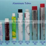 Newest factory sale collapsible Aluminum Tube cosmetics with good offer                                                                         Quality Choice