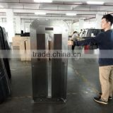 Custom big size vacuum forming case for machine