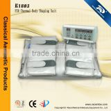 Far Infrared 4 Zones Heating Blanket Beauty Machine for Cellulite Reduction and Detox (K1803)                                                                         Quality Choice