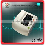 SY-H008 Sunny Medical device 12 leads Portable ecg machine