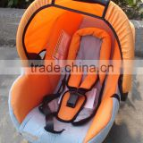 2015 baby carseat with 2 position seat pass ECE R44/04 cert can be fit for the stroller and used as rocking chair and carrycot