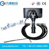 Waterproof pipe plumbing detection camera CCTV city supply water pipeline inspection video camera / pipe cctv GT-31D