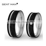 sterns wedding rings catalogu solid carbon fiber couple ring his and hers 925 silver wedding rings