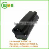 Battery for Innotek 1000005-1, CS-16000, CS-16000TT
