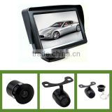 4.3inch rear monitor car camera system in stock