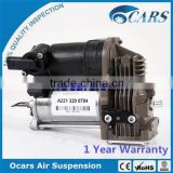 Portable breathing air compressor with good quality and package for Mercedes w221 A2213200304