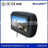 "Replacement LCD TV 7 "" 10.1 '' 3g wifi android advertising taxi screen For Car Headrest"
