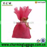 Wholesale factory price cheap burlap fabric small jute bag