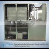10 tons Ice Plate Making Machine Using PLC Program