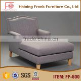 Online custom elegant luxury unique Chaise and lounge for commercial hotel bedroom and living room