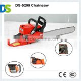 DS-5200 Chainsaw/Gasoline Chainsaw/Gas Chain saw