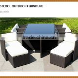 OUTDOOR RATTAN SEATING SETS