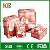 Printed High Quality Metal Candle Empty Tin Cans