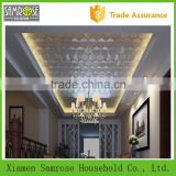 china manufacturer fashion environmental decorative wholesale price 3d decoration gypsum ceiling mould