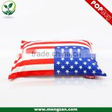 Giant big pillow bean bag cushion American flag sofa beanbag
