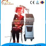 Most effective professional low level therapy hair loss treatment laser hair salon hair equipment