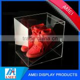 wholesale clear acrylic high quality plastic shoe box