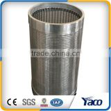 Free sample wedge wire screen pipe
