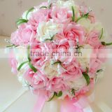 Types Fresh Cut Rose Flower, Big Bud Fresh Rose Flower for wedding decoration