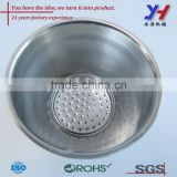 OEM metal stamping coffee pod making machine parts