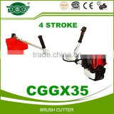 Thailand HONDA engine 4 stroke gx35 brush cutter/grass cutter