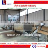 automatic bread crumb production plant