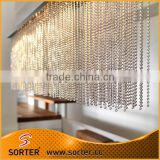 stainless steel Ball Chain metal bead Curtain