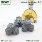 Custom gift whiskey stones drink bar accessories