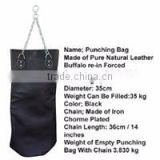 PROFESSIONAL BOXING PUNCHING BAGS / CUSTOM MADE BOXING PUNCHING BAG