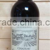 Chateau Cazau Martet Bordeaux red AOC