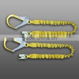 100% Polyester energy absorber lanyard for safety harness YL-E513
