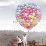 Wholesale 2500 Size 10 inch Balloon Drop Net Valentines Day or Wedding Decoration for Beautiful Balloon
