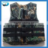 custom printing buoyancy neoprene life jacket / life vest NBR Life Jacket for adult for marine
