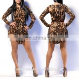 summer dress 2015 plus size women clothing Sexy club tropical Slim women dress Bodycon Novelty Casual Dress