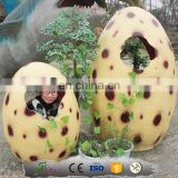 KAWAH Prehistoric Park Attractive Animated Growing Dinosaur Egg