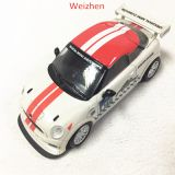 Mini die cast model car