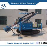 China crawler mounted anchor drilling manufacturers