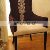Wooden Baroque Chair Bkc-12