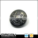New style wholesale nickle free fashion stamp of polishing sewing button use in cloths decorate.