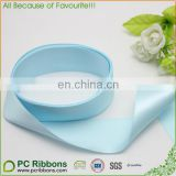 38mm Satin Ribbon Light Blue