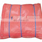 insulated concrete curing blankets pe foam tarp thermal insulated tarps orange colour