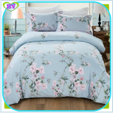 Soft and warm 100gsm printed design 100% polyester printed fabric for duvet cover set