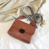 OEM Fashion and hot  cheap pu leather bag set ladies bags women mini-crossbody bag