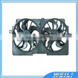 Electric Cooling Fan / Condenser Fan / Radiator Fan Assembly 10313169 12367288 RH12362507 LH22136897 05487567 for BUICK
